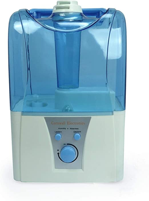 CORNWALL ELECTRONICS Humidificateur /à ultrasons 9 litres