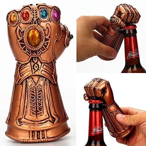 Thanos Glove Abridor de botellas de cerveza, kit de ...