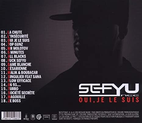 sefyu album 2011