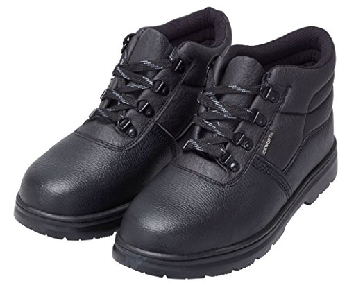 Work Ickworth Womens With 12 6 Toe Ladies Safety Steel Mens Boots Cap Size Chukka Unisex qHOEwrq