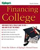 Financing College, Kiplinger's Personal Finance Magazine Staff, 1419510126