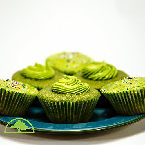 Organic Ceremonial Matcha - Emerald Class - Chef's Choice Quality Japanese Matcha Powder, Kosher, USDA (100g) by Midori Spring (Image #6)