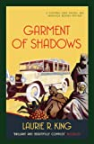 Garment of Shadows by Laurie R. King front cover
