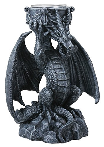 New Dragon Candle Holder - 9