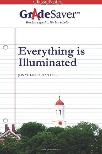 Everything Is Illuminated Themes Gradesaver