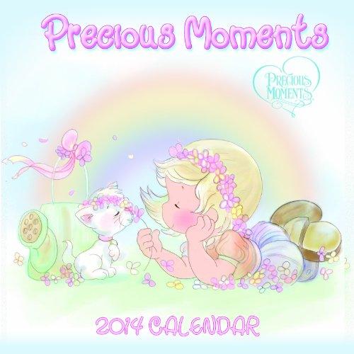 Precious Moments 2014 Illustrated Wall Calendar