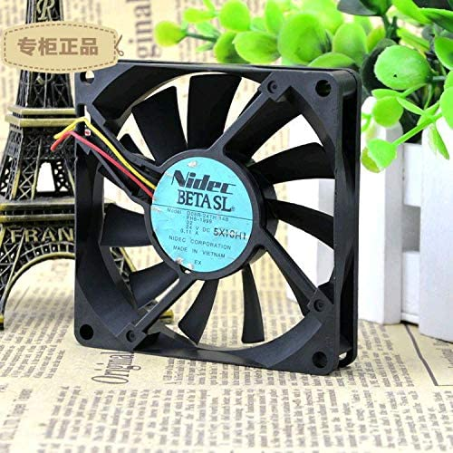 8015 Original FOR nidec Cooling Fan D08R-24TH 14B 24V 0.11A