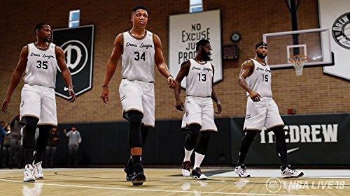 NBA Live 18 (PS4) UK IMPORT REGION FREE