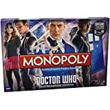 Doctor Who Monopoly - Regeneration Edition