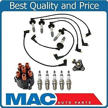 Mac de auto partes 41577 Cables de encendido tapa y rotor Bujías 371 0 272 fr7dp4: Amazon.es: Coche y moto