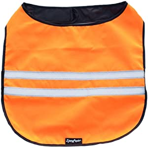 ZippyPaws - Cooling Safety Vest for Dogs with High-Visibility Reflective Stripes