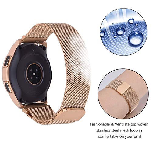 2edacea0200 CAGOS Compatible Galaxy Watch 42mm Galaxy Watch Active Bands - Import It All
