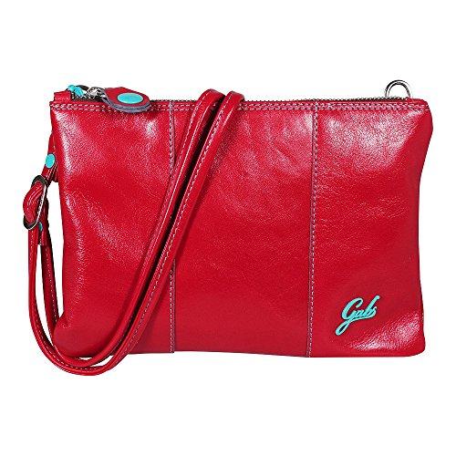 GABS BEYONCE I17 CFCF Gr.S Damen Clutch Tasche Rosso (rot)