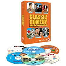 Classic Comedy Box - Liar Liar/Blues Brothers/Uncle Buck