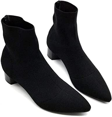 Amazon.com: Women's Mid-Calf Booties