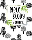 Bible Study Journal: Christian Notebook Journal