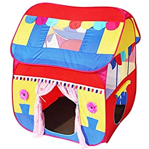 Homecute Foldable Pop Up Hut...