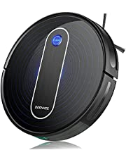 "Robot Vacuum, Deenkee DK600MAX 2000PA Upgraded 120 Mins Run time 3-IN-1 Robot Vacuum Cleaner,6 Cleaning Modes Robot Vacuum for Pet Hair,Hard Floor&Carpet. (2.75""Slim,Self-Charging,Smart Sensor,Quiet)"