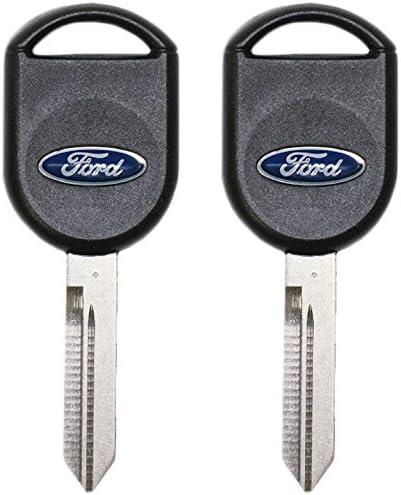 For 1999 2000 2001 2002 Ford Crown Victoria Ignition Chip Car Key Transponder