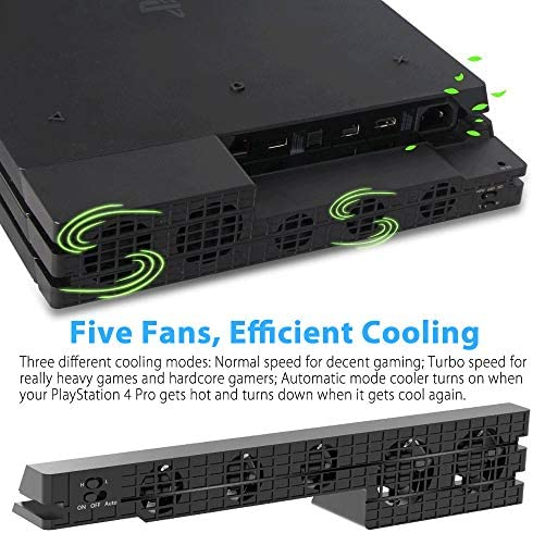 EEEKit PS4 Pro Turbo Cooling Ventilador: Amazon.es: Electrónica