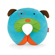 Skip Hop Zoo Travel Neck Rest, Darby Dog