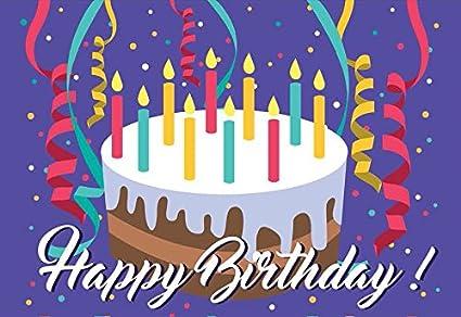 Amazon Happy Birthday Video Digital Greeting Card Includes