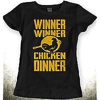 Pubg Winner Winner Chicken Dinner BLUSA DAMA Rott Wear