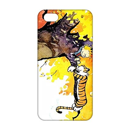 Evil Store Calvin And Tigger 3d Phone Case For Iphone 5s Amazonca
