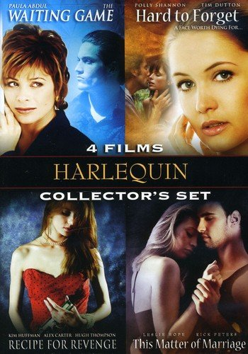 DVD : Harlequin Collector's Set: Volume 3 (Slipsleeve Packaging, 2PC)