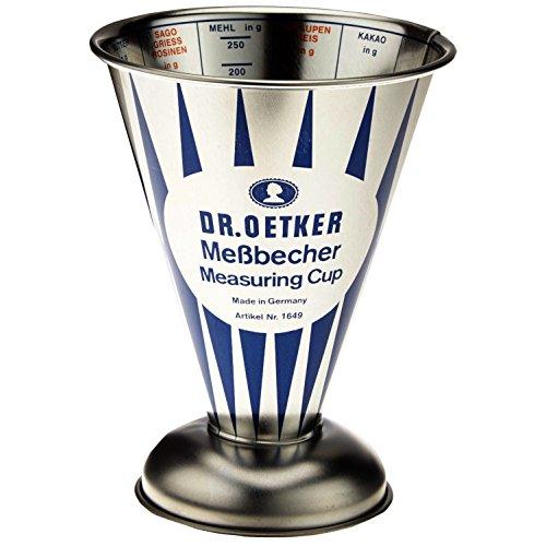 Dr. Oetker 1649 Messbecher Nostalgie 500ml