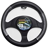 98 eclipse steering wheel - Motorup America Steering Wheel Cover - Carbon Fiber Fits Select Vehicles Car Truck Van SUV
