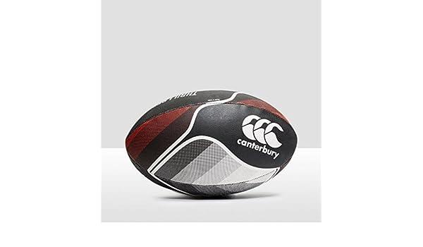Canterbury Thrillseeker – Balón de Rugby, Negro, 5: Amazon.es ...