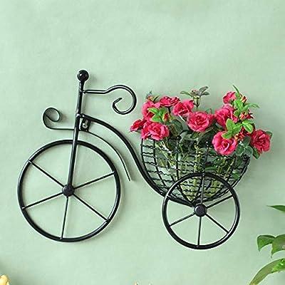 QIJ - Soporte para colgar en la pared para maceta de bicicleta ...