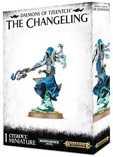 Age of Sigmar Daemons of Tzeentch The Changeling 99129915034 Games Workshop Warhammer 40K