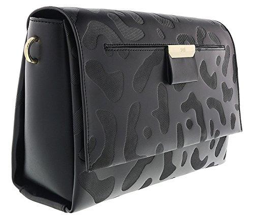 Class Roberto Cavalli Sofia 002 Black Medium Shoulder Bag for Womens ()