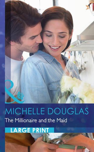 book cover of The Millionaire and the Maid