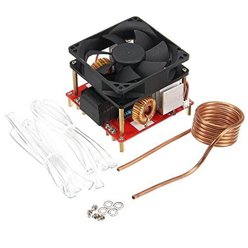 LaDicha 20A Zvs Inducción Calefacción Tablero Flyback Conductor Calentador Con Bobina De Encendido: Amazon.es: Hogar