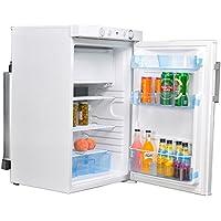 SMAD Gas Refrigerator 3-Way Absorption Refrigerator,Reversible Door,3.5 Cu.Ft,White