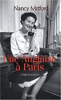 Une Anglaise à Paris par Mitford