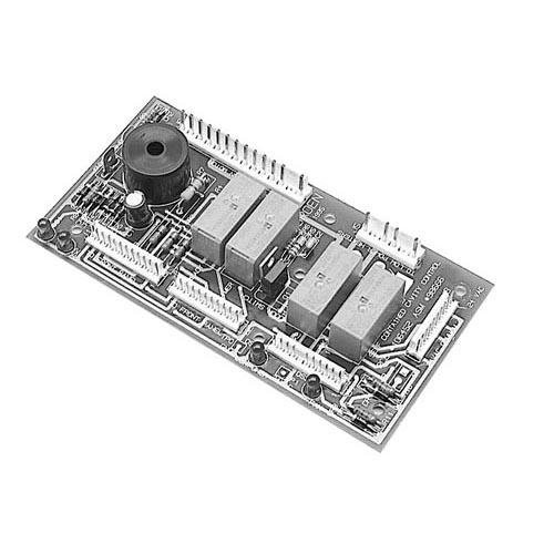 Groen 098666 Control Board Blue 5-3/4'' X 3-18'' For Groen Steamer Hy3E Oem # 461223 by Groen
