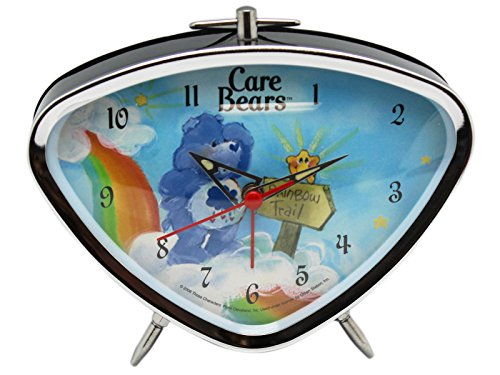 Care Bears Triangle Shaped Desk Alarm Clock
