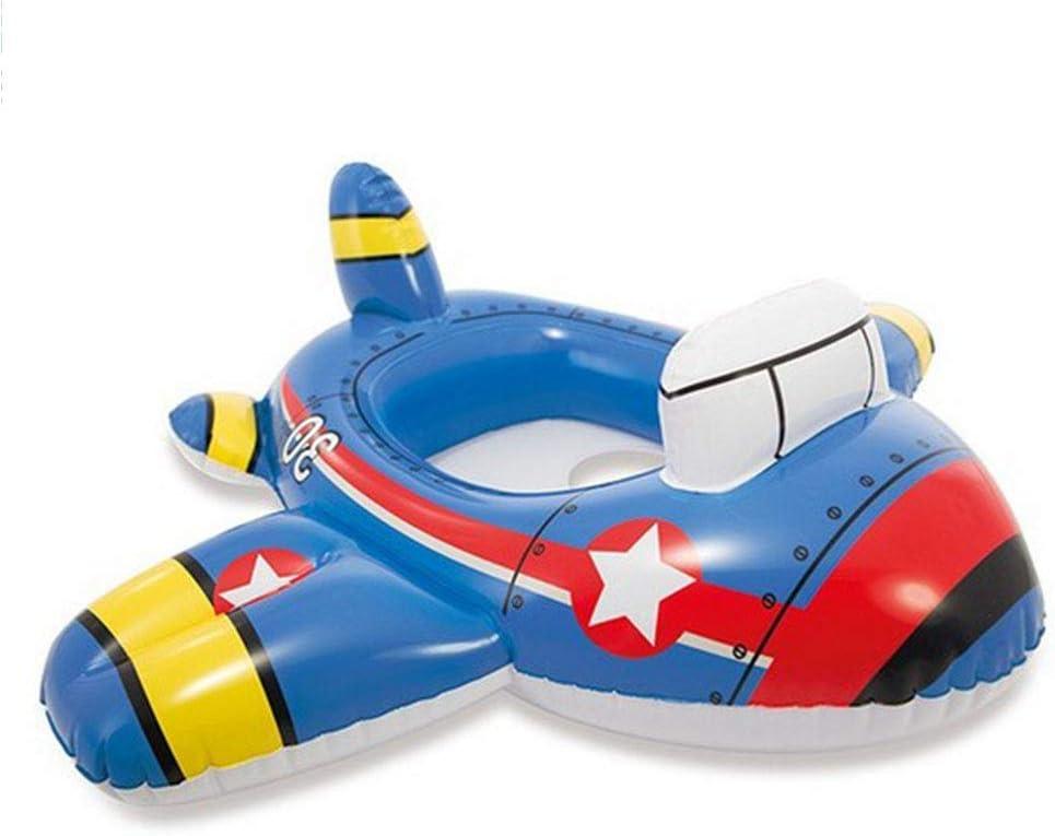 FBEST Flotador de Piscina, Inflable Juguete Hinchable de Aeronave Flotante para Playa, Anillo de la Natación, Silla de la Recreación del Agua para los Niños: Amazon.es: Deportes y aire libre