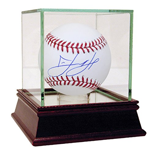 DAVID ORTIZ Signed MLB Baseball STEINER