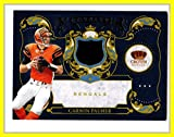 2010 Crown Royale Royalty Materials #23 Carson Palmer GAME USED JERSEY SERIAL #55/299 CINCINNATI BENGALS USC Trojans