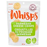 WHISPS PARM.Cheese Crisps, Parmesan, 60 Grams