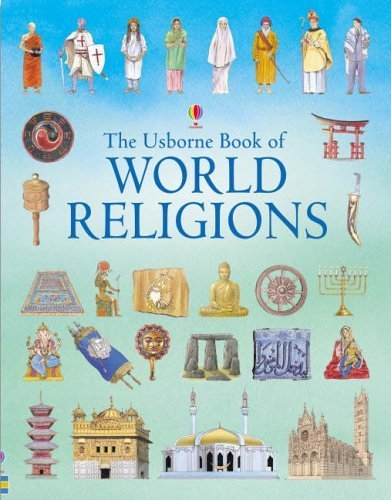 The Usborne Book of World Religions by Susan Meredith (2005-02-25)