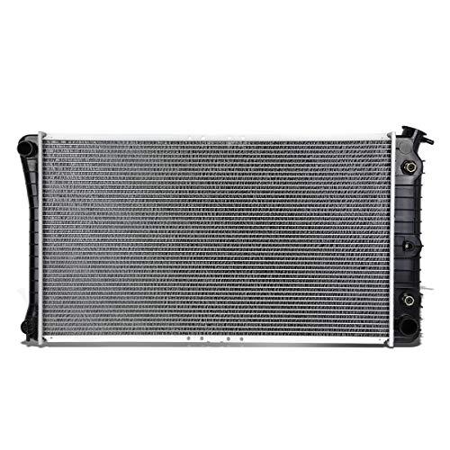 DNA Motoring OEM-RA-1202 Aluminum Core Radiator (For 86-99 Oldsmobile 98/Buick Riviera 3.8 AT)