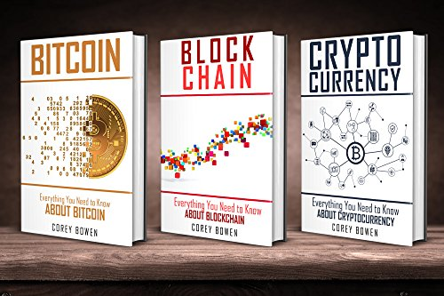 - Cryptocurrency: 3 Manuscripts: Blockchain, Cryptocurrency, Bitcoin (Cryptocurrency, Bitcoin, Blockchain, Ethereum Book 5)