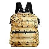 Backpack Classical Music Womens Laptop Backpacks Hiking Bag Travel Daypack