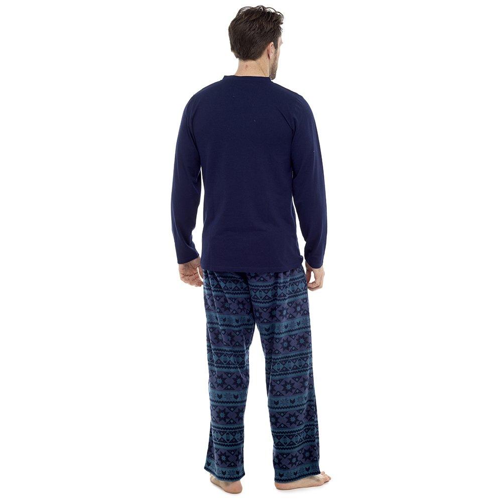 Clothing Unit - Pijama - para hombre azul azul Medium: Amazon.es: Ropa y accesorios
